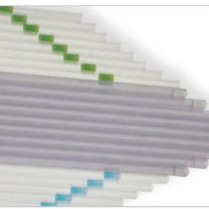 Funda para inseminación artificial y pipeta con adaptador